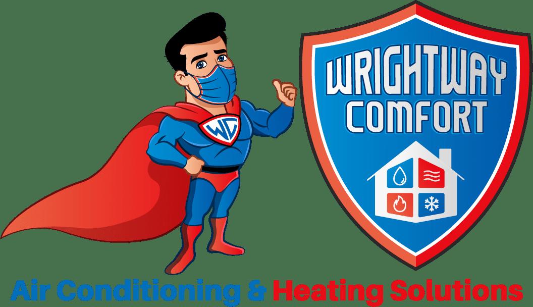 Wrightway Comfort Header Logo